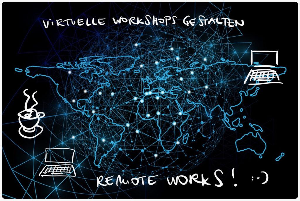 virtuelle Workshops gestalten